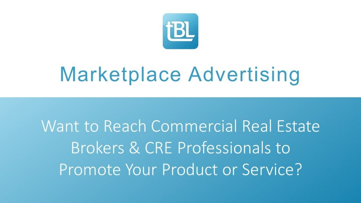Advertise on theBrokerList