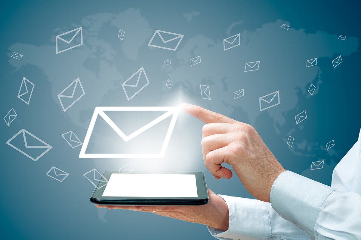 Build An Email Database