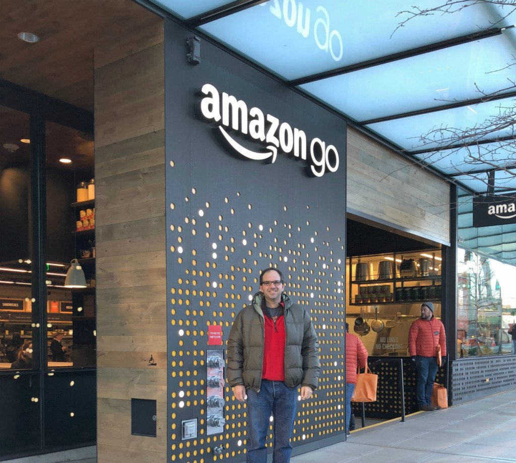 5 Takeaways from My Visit to the Amazon Go Store