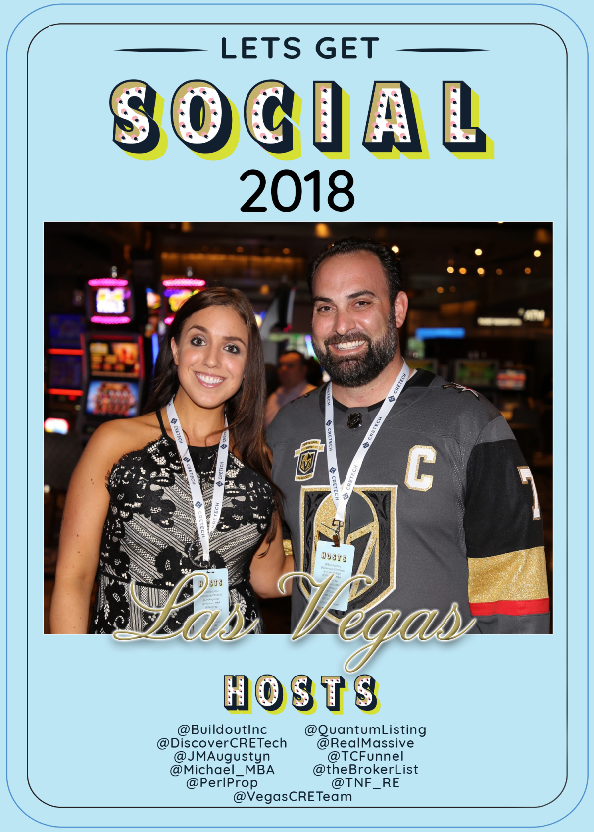 Vegas CRE Team Natalie Wainwright and Dan Palmeri