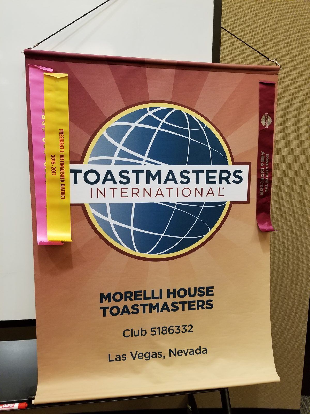 Toastmasters if Perfect for Commercial Real Estate Professionals