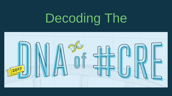 Let's Get Smart 2018 Decoding DNA of CRE
