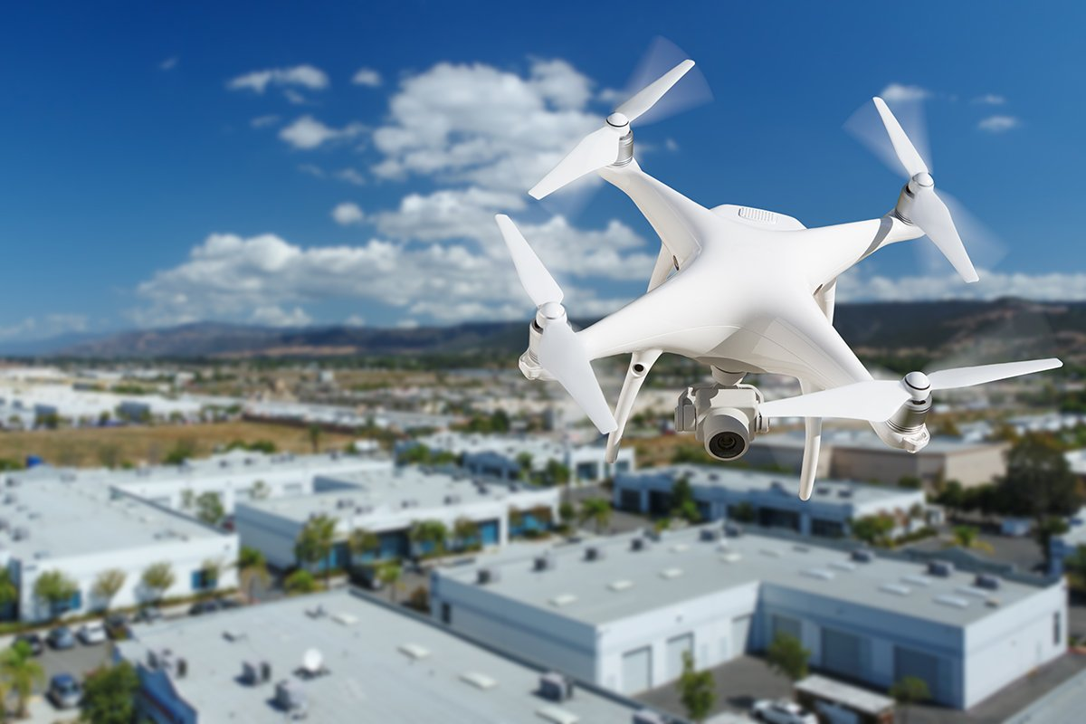 Drones For Commercial Real Estate