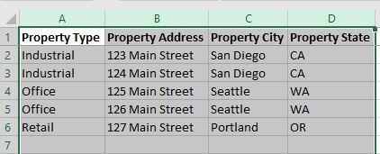 Excel Tips For CRE_11