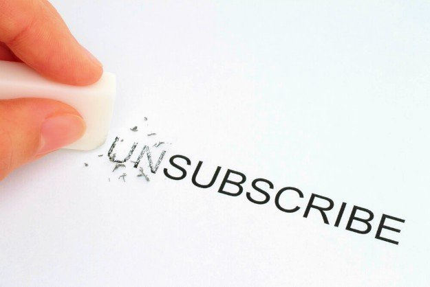 Make It Easy to Unsubscribe to | How To Increase Email Open Rates | Increasing newsletter engagement