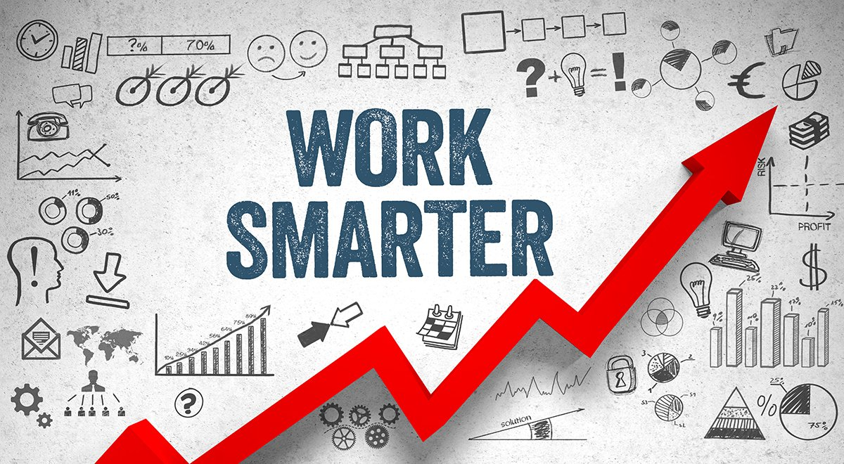 Work Smarter Not Harder_Overcome Productivity Killers