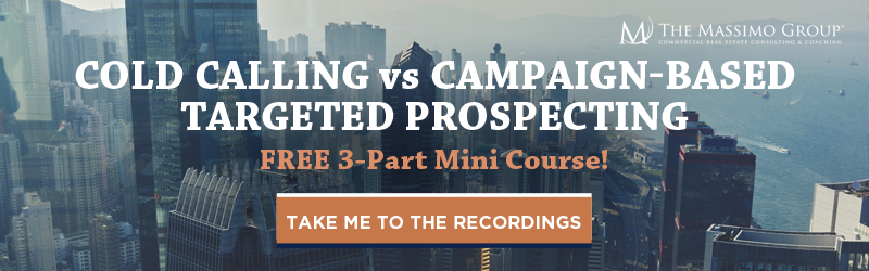 Cold Calling VS Campaign-Based Targeted Prospecting. FREE 3-Part Mini Course! Take Me To The Recordings!