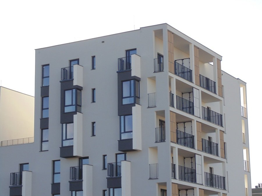 Apartment Building Investment Property