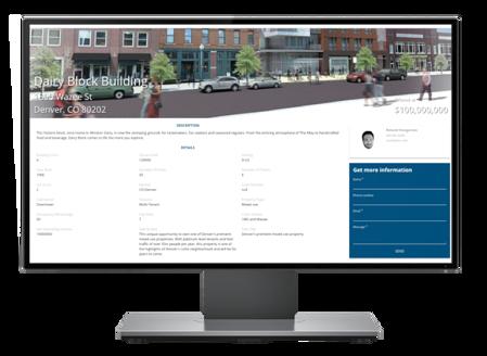 blog property sites desktop