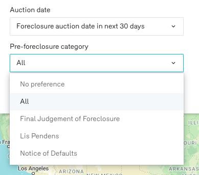 Reonomy Pre Foreclosure Property Search