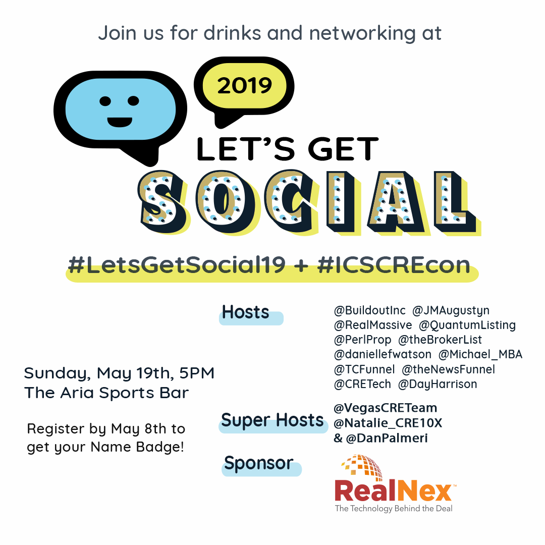 Let's Get Social 2019