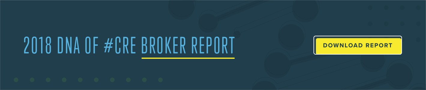 Download the 2018 DNA of #CRE broker report
