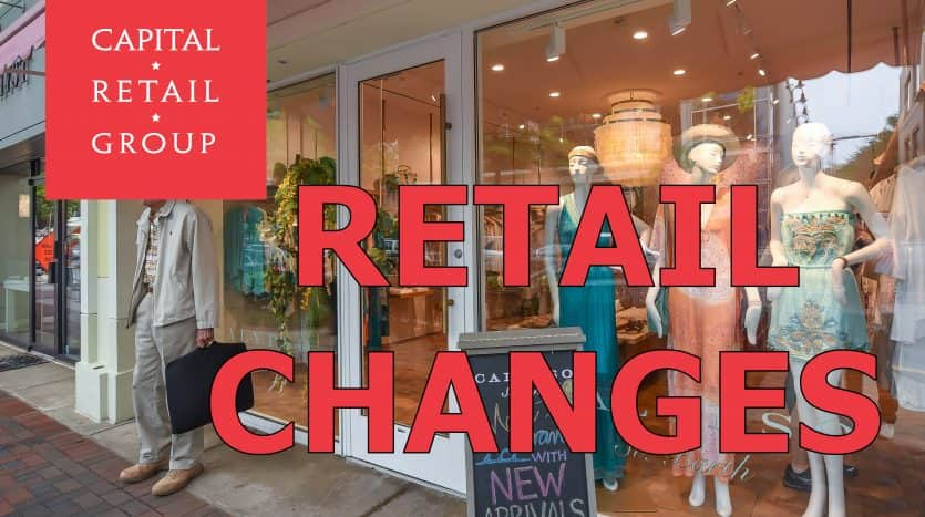 Blog Retail Changes