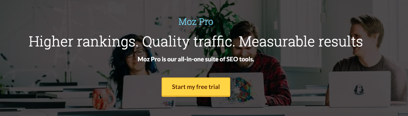 Moz Pro SEO for Construction Companies
