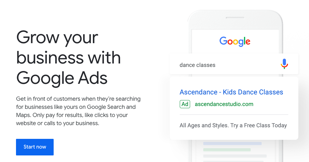 Google Ads for Construction Marketiing