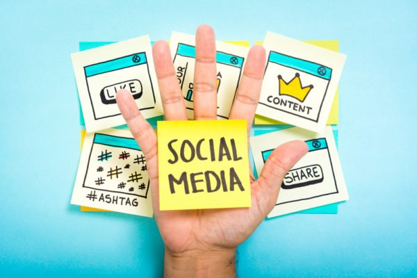 Effective social media marketing.