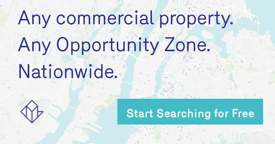 Reonomy Opportunity Zone Free Trial