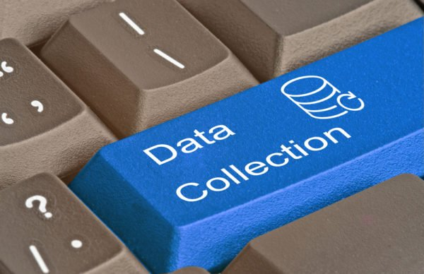 Data collection requirements