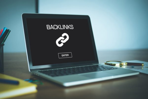 Purchased backlinks
