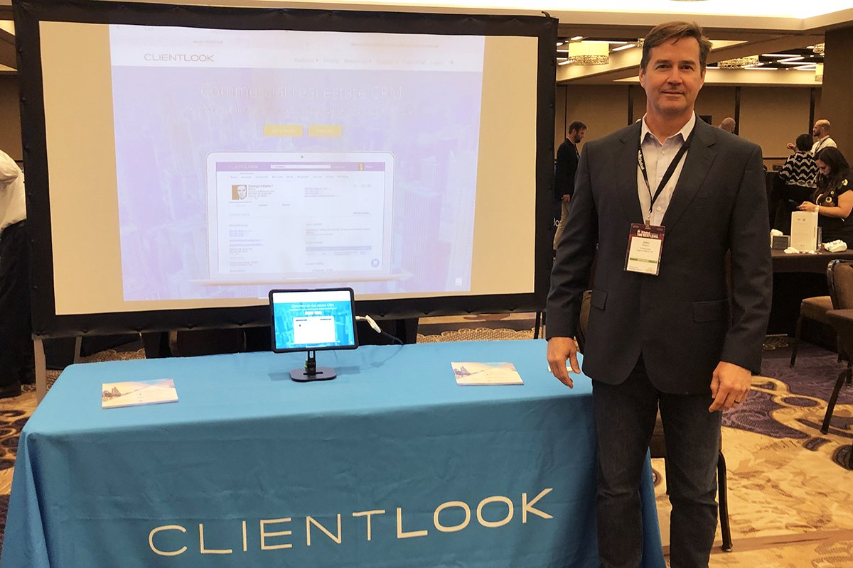 2019 NAI Global Convention_ClientLook CRM