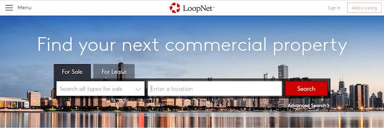 LoopNet Search