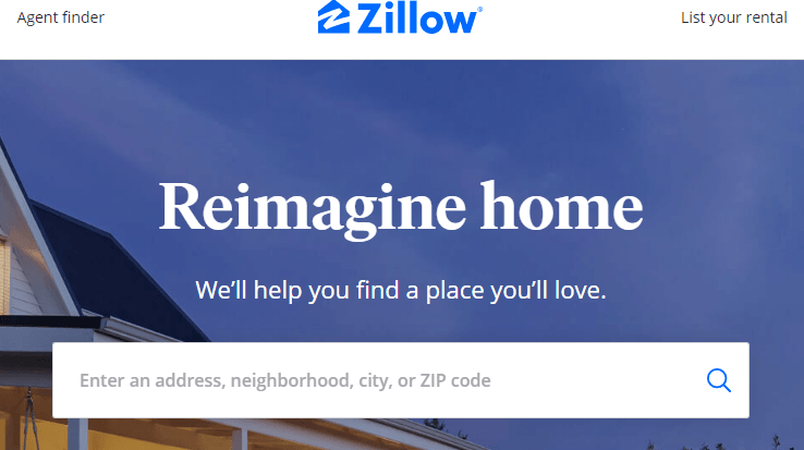 Zillow real estate for sale in Atlanta