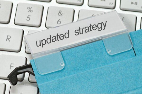 Update marketing strategy
