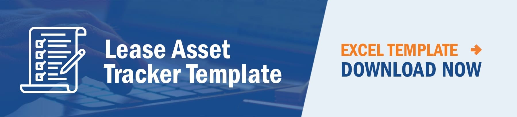 lease asset tracker