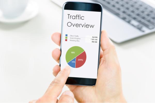 Traffic Overview Analytics