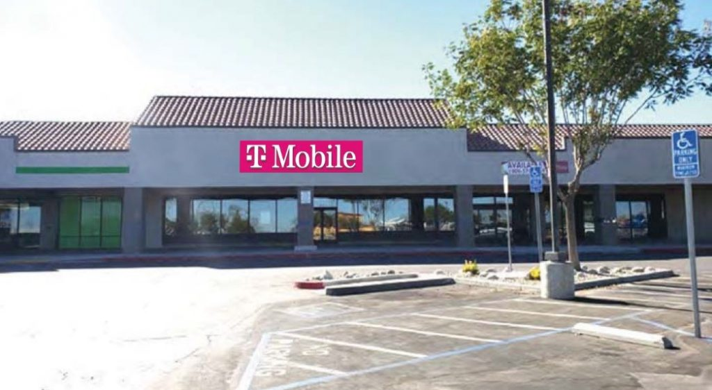 T-Mobile Lease